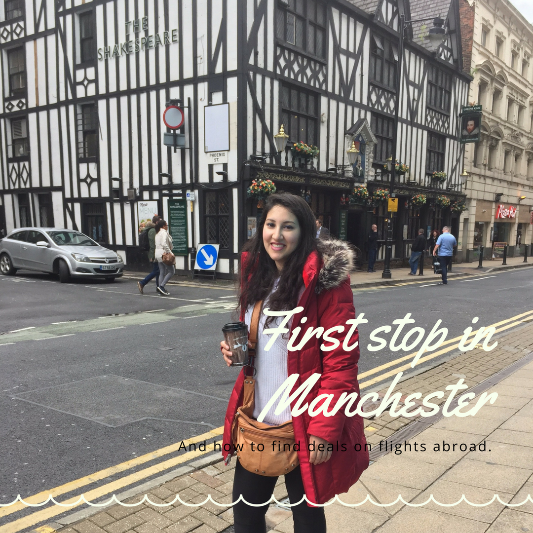 Exploring Manchester