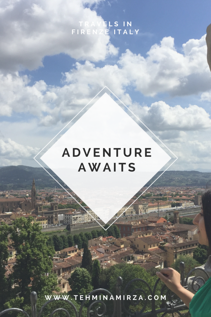Travels in Firenze Italy
